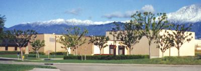 Aquamar Corporate Facility Exterior